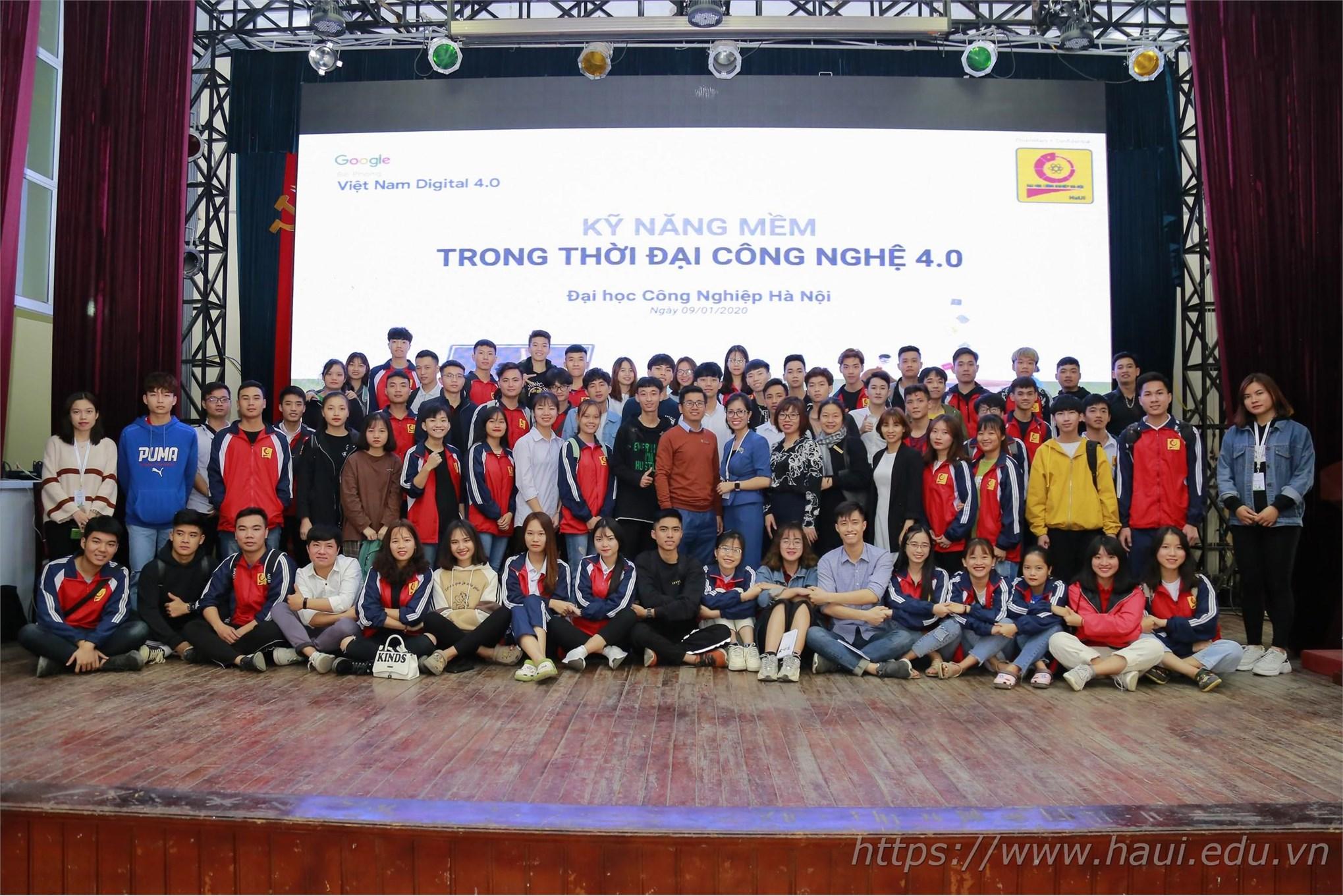 Tập huấn cán bộ lớp hệ Đại học K14 và hệ Cao đẳng K21