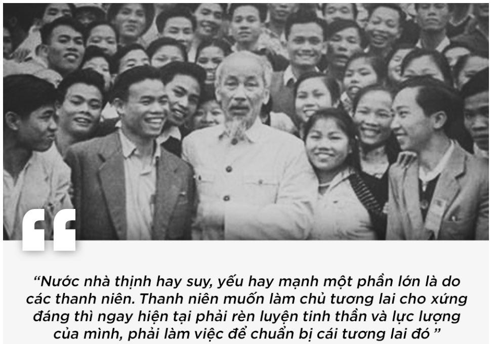Những lời dạy của Bác Hồ dành cho học sinh, sinh viên Việt Nam
