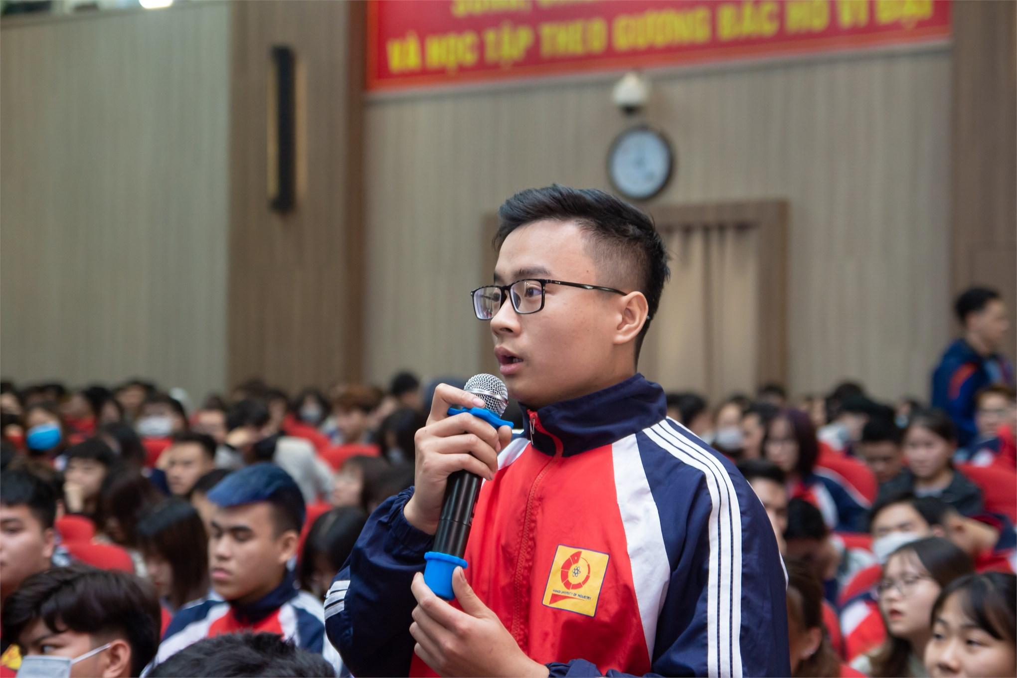 Hội nghị Lớp trưởng, Bí thư Chi đoàn các lớp năm học 2019 - 2020