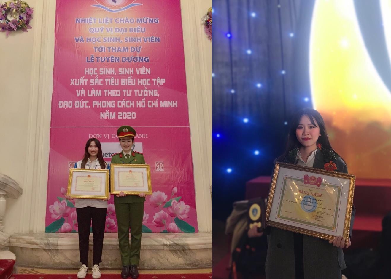 Nguyễn Thị Thùy Linh – Tấm gương tiêu biểu trong học tập và phong trào sinh viên