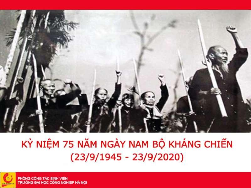 Kỷ niệm 75 năm Ngày Nam Bộ kháng chiến